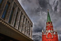 The Kremlin portal by Erik Schimmel