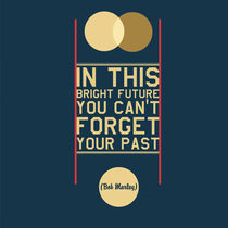 Typography Posters - Bob Marley Quotes by ozy ardiansyah