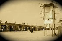 Camel market, Abu Dhabi  von sylviphotography