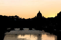 Rome by sunset by sylviphotography