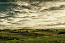 Hügel Landschaft by Jürgen Müngersdorf