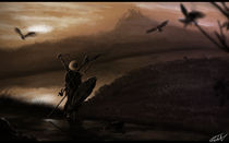 Way Home by Vaggelis Gavalakis
