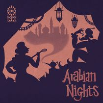 Arabian Nights by Nikko Barber