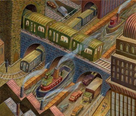 Trains-boats-cars