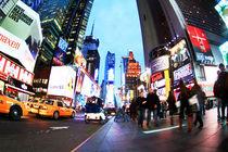 New York Times Square von temponaut