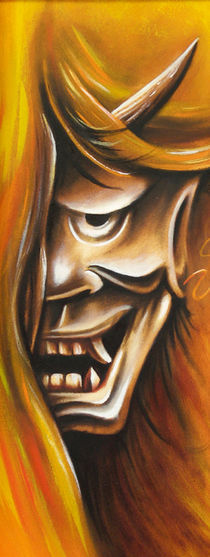 Hannya by Chad Chase