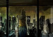 City Nights by Krzysztof Chalik