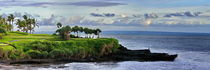 Promontory on the east coast of Bali by fotoping