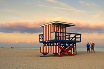 South Beach, Miami FL von Peter Csizmadia