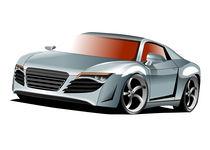 Audi r8 restyled von Nikola Novak