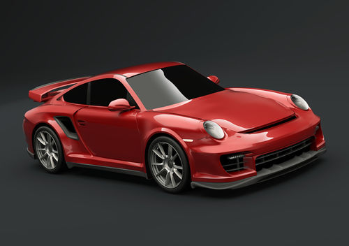 Porsche-carrera-gt2-front
