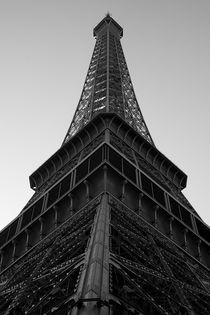 Eiffel Tower by David Carvalho