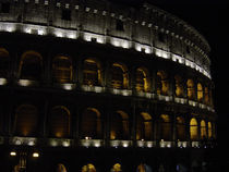 Coliseum in Rome, Italy by David Carvalho