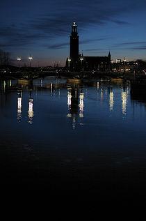 Stockholm, Sweden by David Carvalho