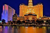 Las Vegas - Paris Hotel von Luis Henrique de Moraes Boucault