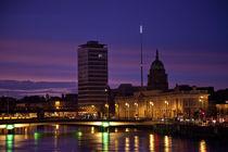 Dublin Nights by Chris Wild