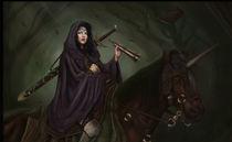 Elf Rider by Blake Henriksen