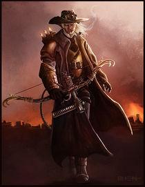Steampunk Elf von Blake Henriksen