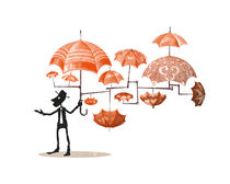 Umbrellas by Vigg