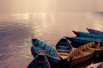 Wooden Boats by Manish Shakya