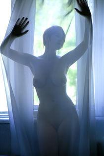 Posing girl by Valentin Kopalov