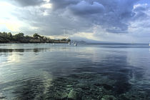 Calm waters by stamatisgr