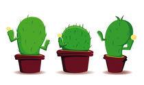 Cactus life by Francesca Blè
