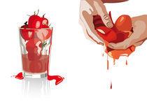 Drink Sauce by Francesca Blè