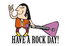 Have a rock day von Francesca Blè