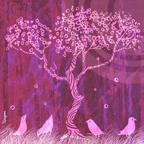 Birds in my dream # 04 by Nirupam Borboruah