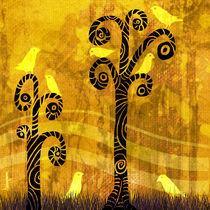 Birds in my dream # 02 by Nirupam Borboruah