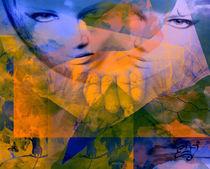Broken Glass 3 by Eli Tal