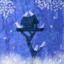 Birds in my dream # 01 by Nirupam Borboruah