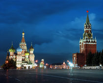 Red Square by Dmitry Egorov
