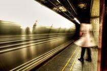 Subway 1 von Michael Del Rossi