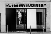 L'imprimerie de Paris by Pedro Serrao