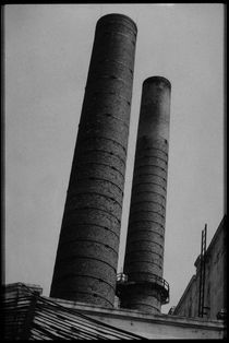 Smoke Stacks by Michael Del Rossi