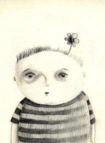 flower boy by Jorgina Miralles
