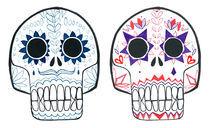 Dia de los Muertos by Sara Chew