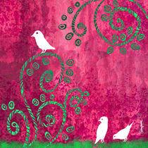 Birds in my dream # 05 by Nirupam Borboruah