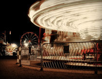 Carousel Spins by Crystal Kepple