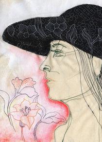 Tha Hat Lady by Solveig Hvidt