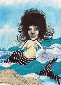 Mermaid by Solveig Hvidt