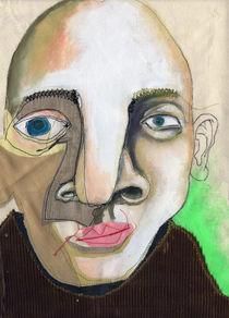 Velvet Man by Solveig Hvidt