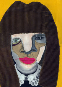 Velvet Woman by Solveig Hvidt