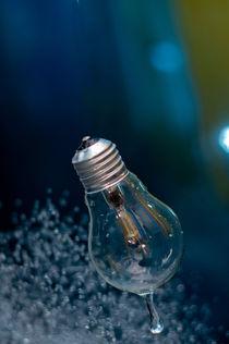 flying lightbulb von Vadym Sapatrylo