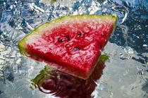 watermelon by Vadym Sapatrylo
