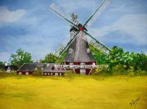 Windmühle by Bärbel Knees