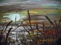 Abendsonne by Bärbel Knees