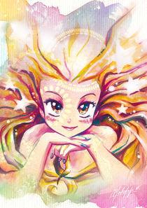 Inspiration Goddess by makofufu